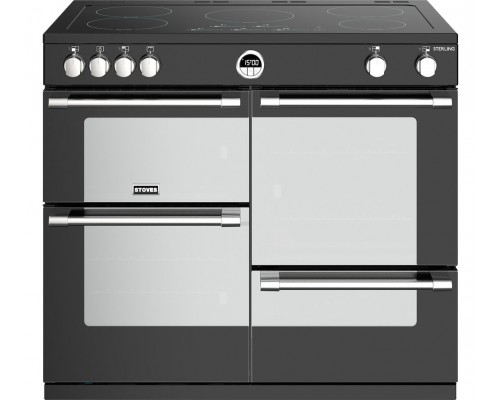STOVES Sterling S1000EI Electric Induction Range Cooker