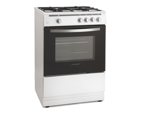 Montpellier MSG60W Single 60cm Gas Cooker