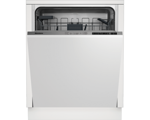 Blomberg LDV42221 Integrated Dishwasher - Stainless Steel - A++ Energy Rated - Free Recycling of Old Appliance