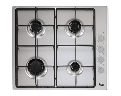Beko CIHG21SX 60cm Gas Hob - Stainless Steel SOLD OUT