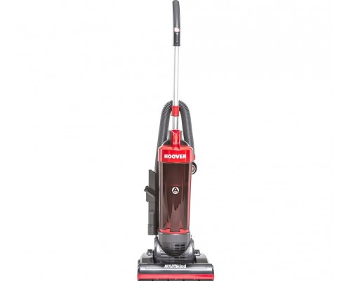 HOOVER Whirlwind WR71 WR01 Upright Bagless Vacuum Cleaner - Grey & Red
