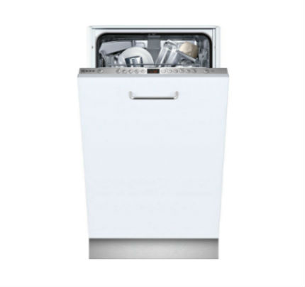 Slim line dishwasher
