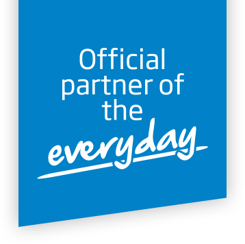 Official Partner of the Everyday
